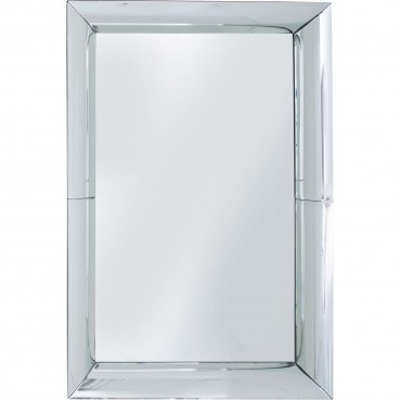 Miroir soft beauty 120x80 cm kare design for Miroir 120x80