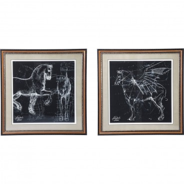 https://www.kare-click.fr/32247-thickbox/tableau-frame-horse-studies-110x110cm-kare-design.jpg