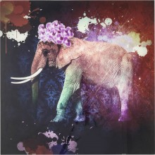 Tableau The Elefant by Mayk Azzato Kare Design