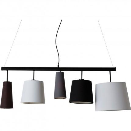 Lustre Parecchi Noir 140 Kare Design