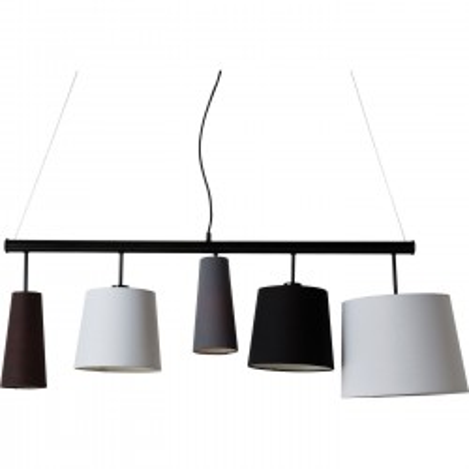 Suspension Parecchi noire 140cm Kare Design