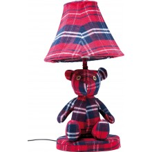 Lampe de Table Bear Plaid Kare Design