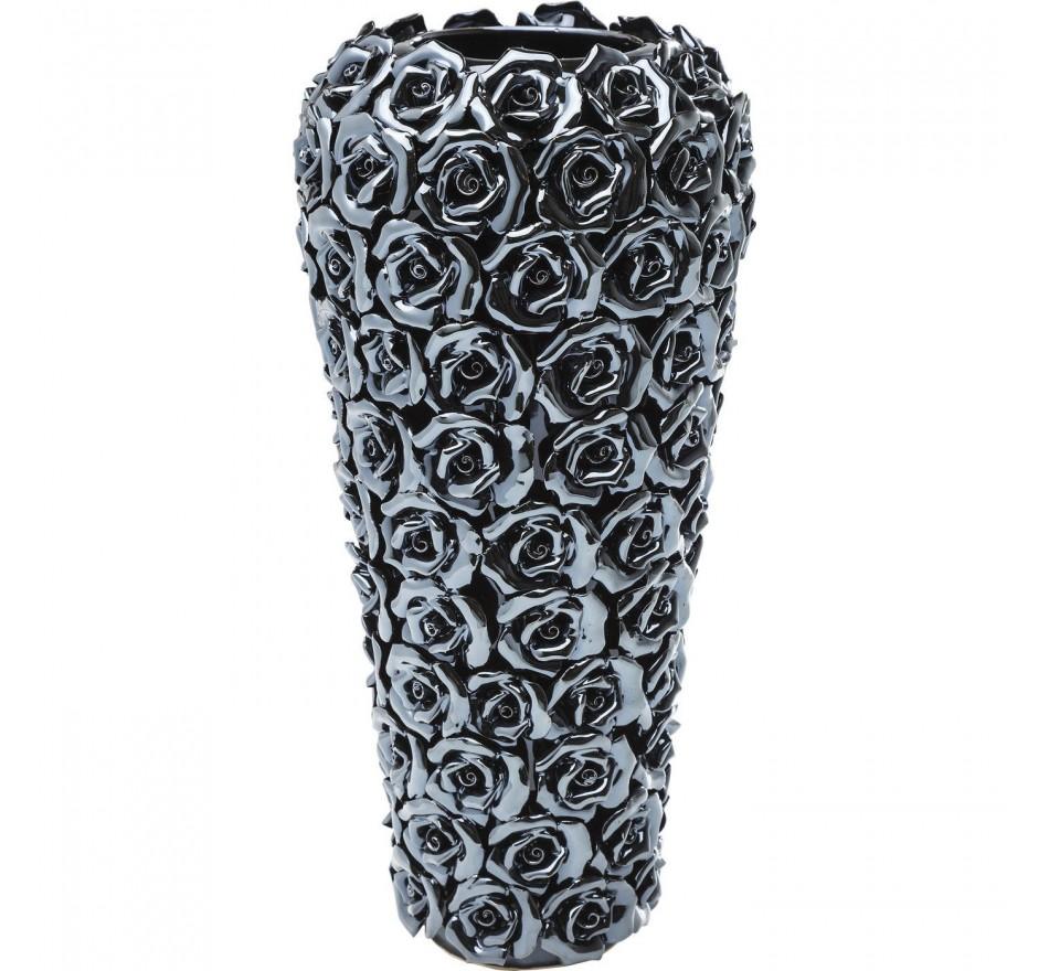 Vase Rose Multi bleu 36 cm Kare Design