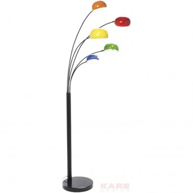Lampadaire Five Fingers Couleurs Kare Design