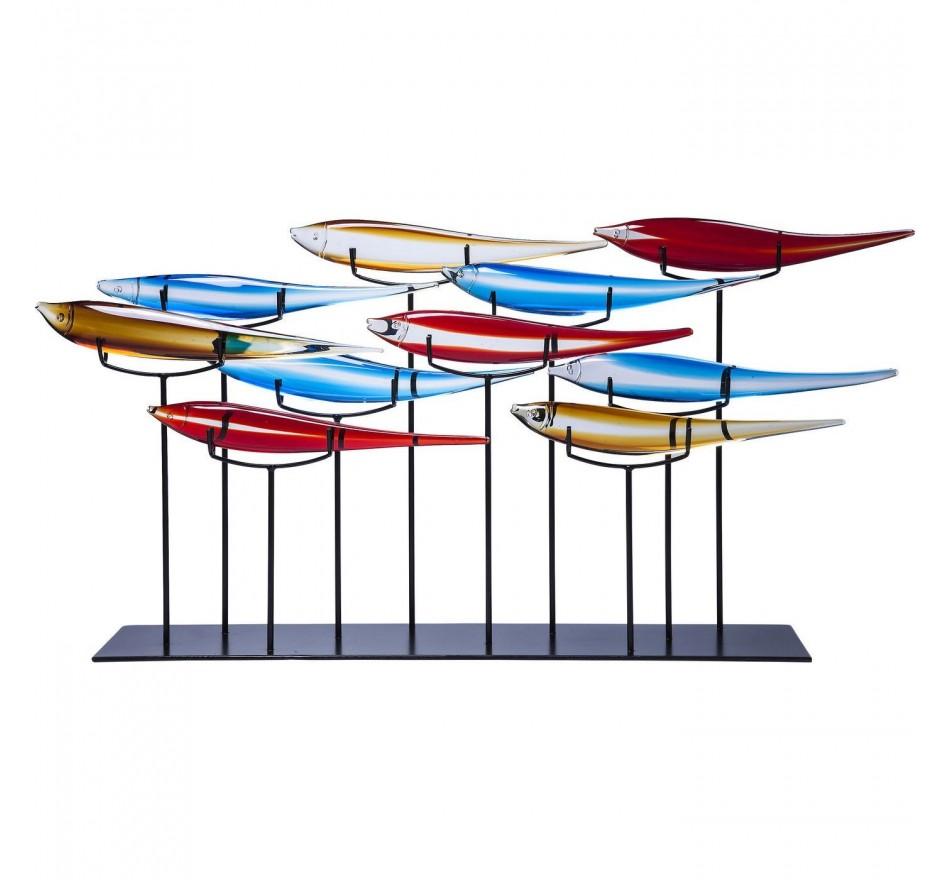 Deco Pesce Colore Kare Design