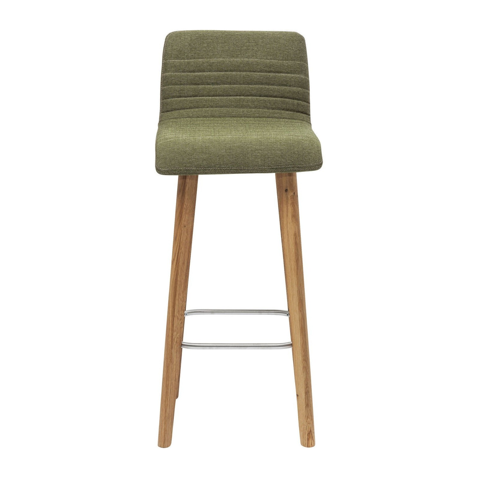 tabouret de bar scandinave vert lara kare design. Black Bedroom Furniture Sets. Home Design Ideas