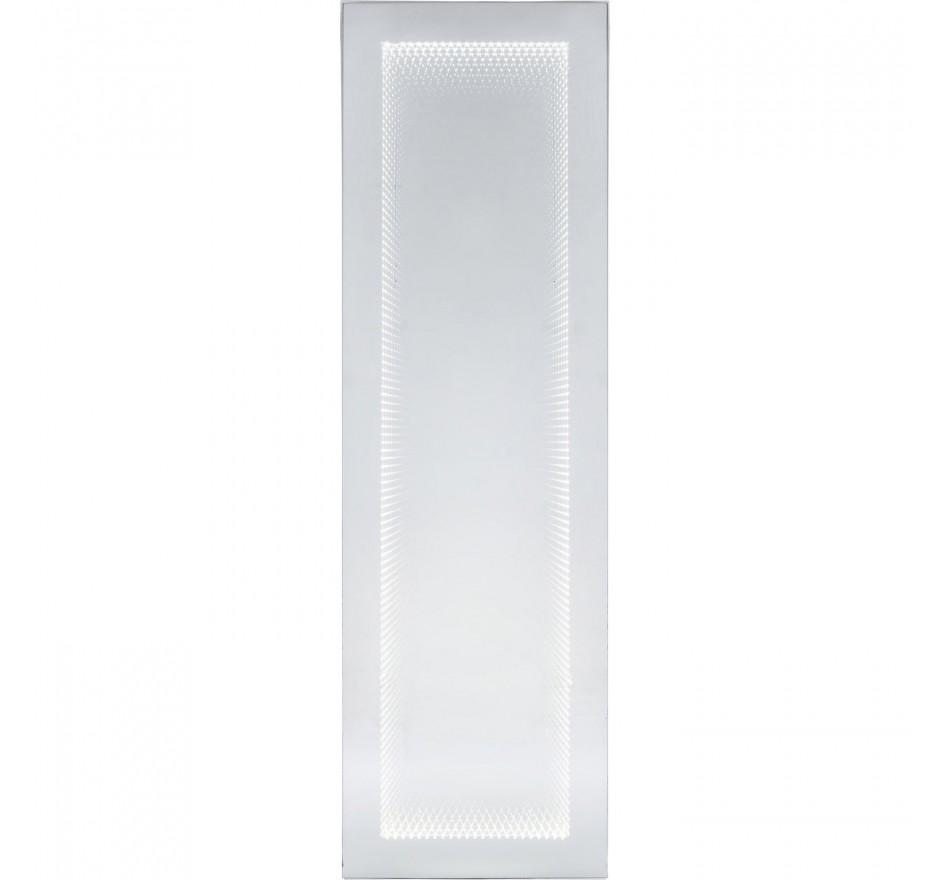 Miroir Tube 180x55 cm LED Kare Design