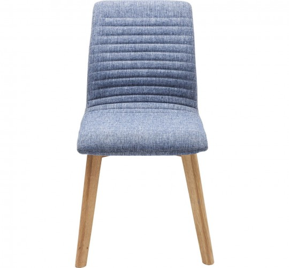Chaise Lara bleue Kare Design