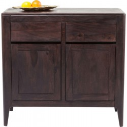 Commode Brooklyn walnut Kare Design