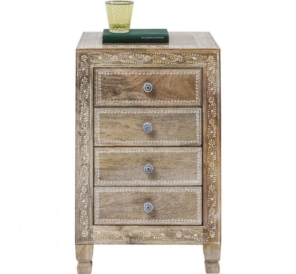 Commode Desert Queen 5 tiroirs Kare Design