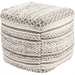 Pouf Dune nature 45x45cm Kare Design