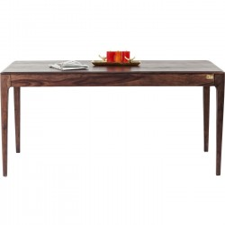 Table Brooklyn walnut 175x90 Kare Design