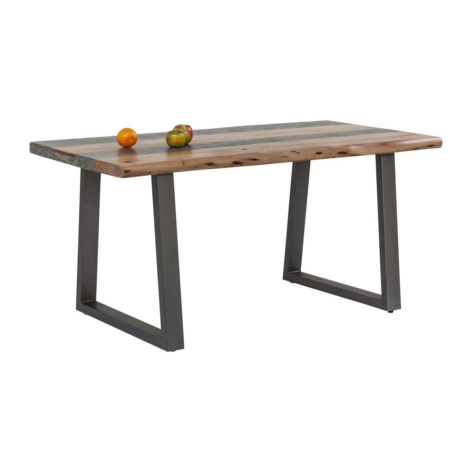 Table rectangulaire avec rallonges EDITO table