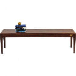 Banc Brooklyn walnut 160 cm Kare Design