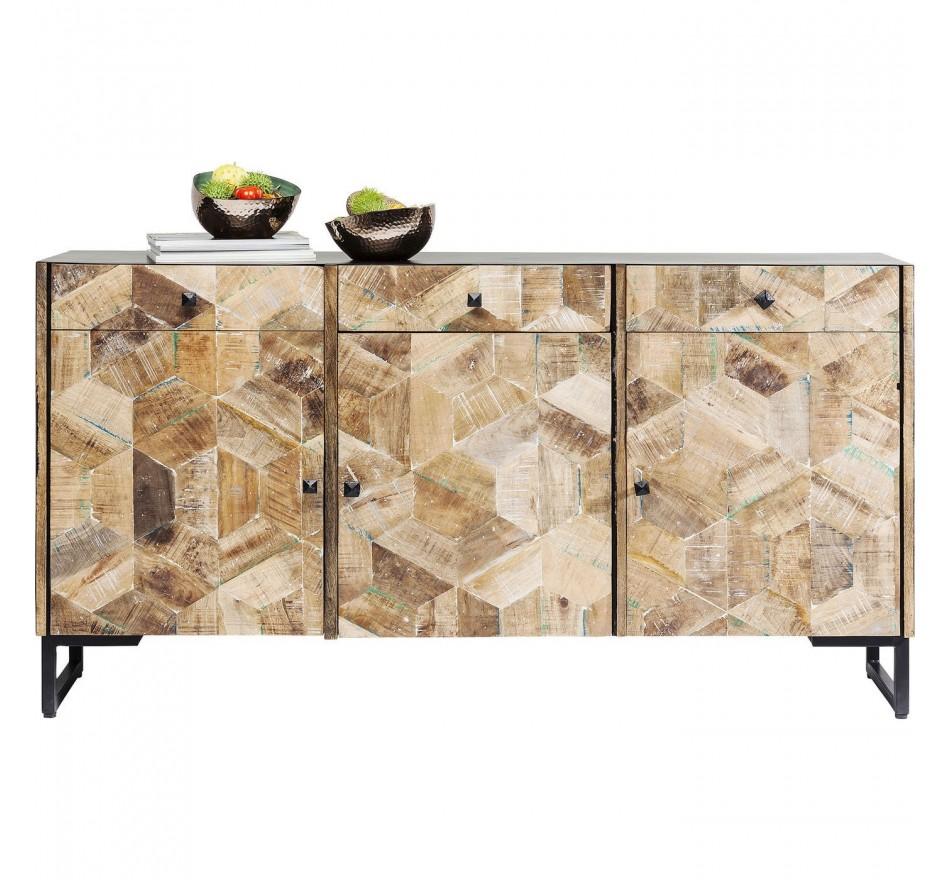 Buffet Tortuga Kare Design