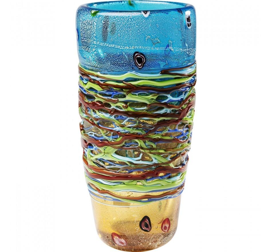 Vase Spaghetti Colore Kare Design