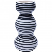 Vase décoratif Black Line Swing 35 cm Kare Design