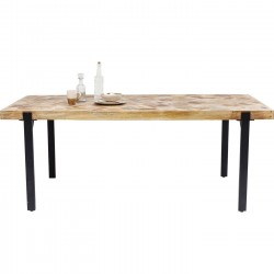 Table Tortuga 180x90cm Kare Design