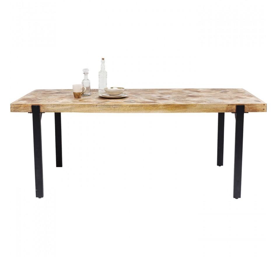 Table Tortuga 180x90cm Kare Design