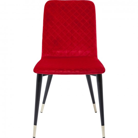 Chaise Montmartre rouge Kare Design
