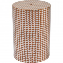 Tabouret Curve orange Kare Design