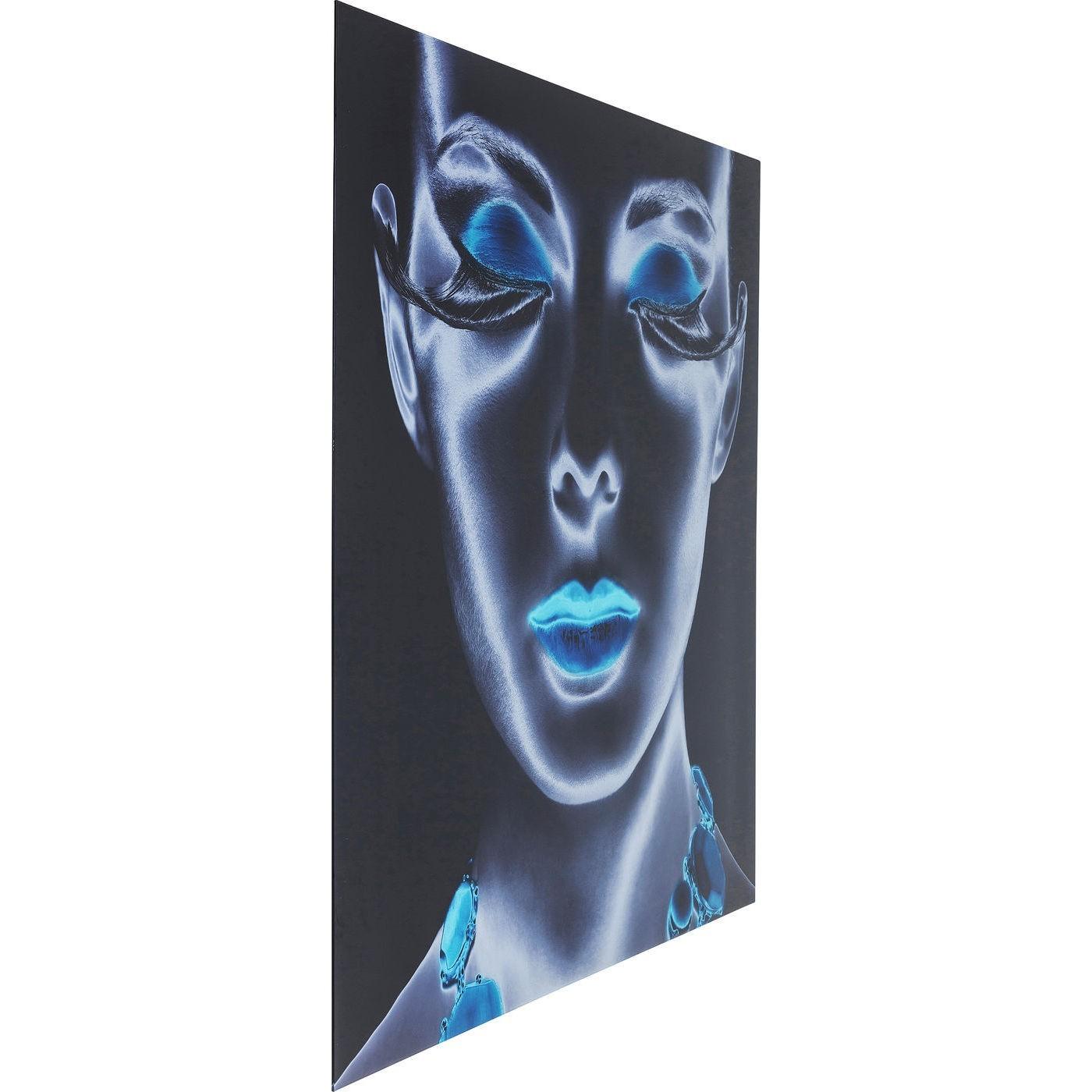 Tableau en verre Diva 120x120cm Kare Design