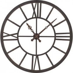 Horloge murale Factory LED 121cm Kare Design
