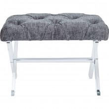 Tabouret Visible Fur gris Kare Design