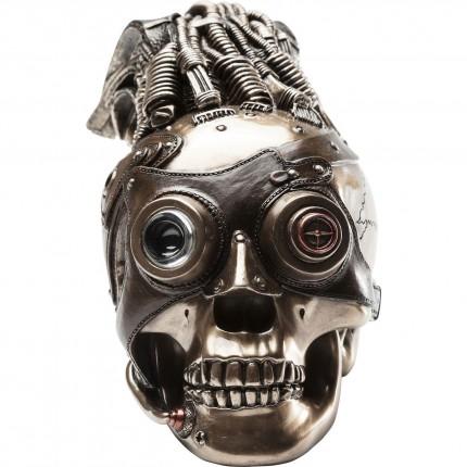 Déco Steampunk crâne Kare Design