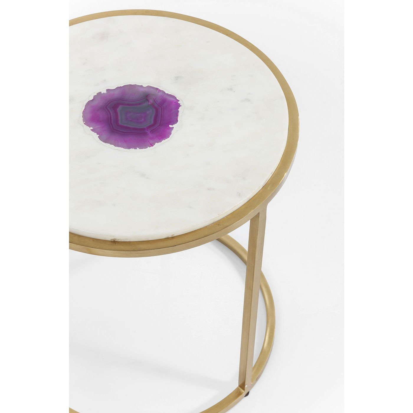Tables d'appoint Limbo set de 3 Kare Design
