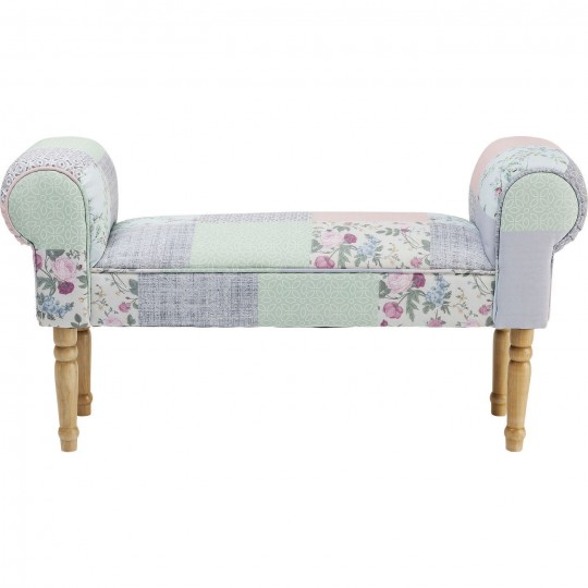 Banquette Wing Patchwork Powder Kare Design
