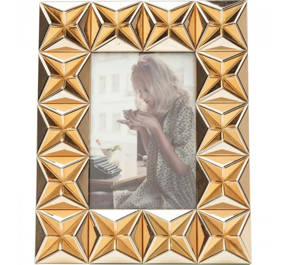 Cadre Punch Rosegold 10x15cm Kare Design