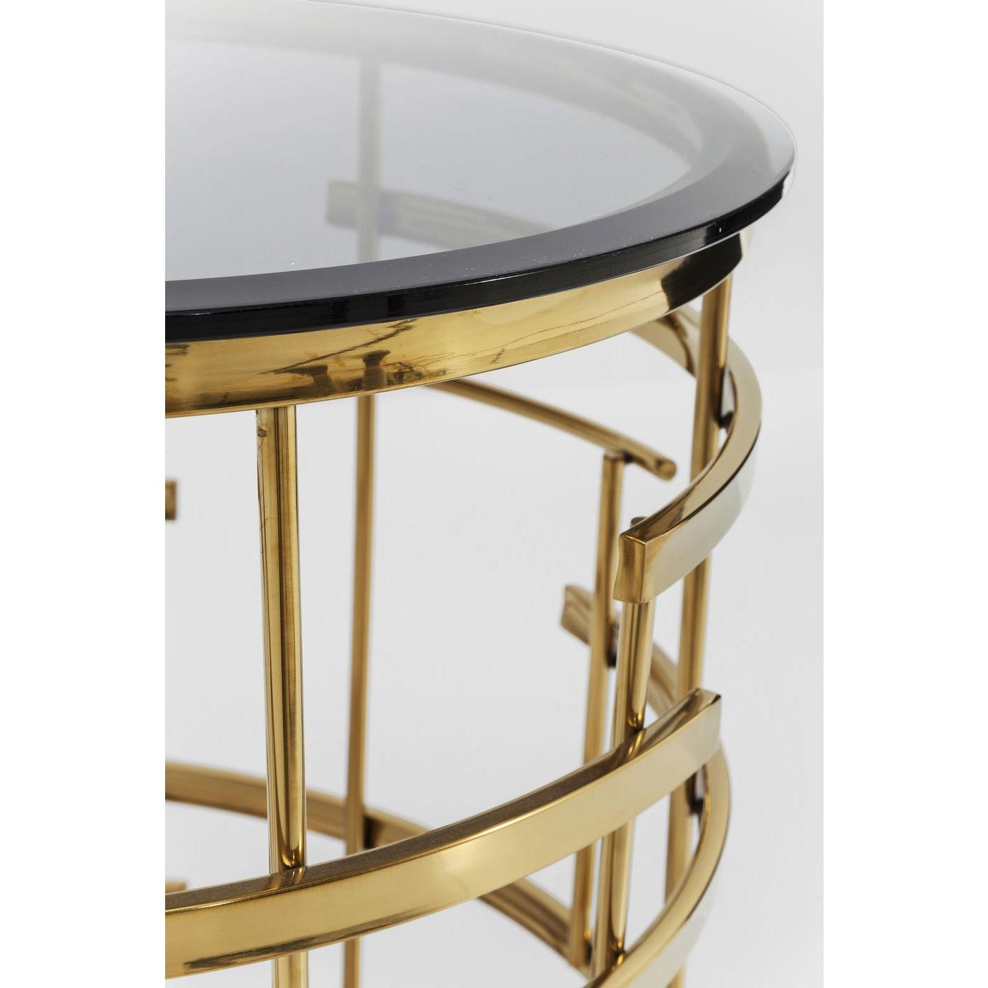 Table d'appoint Jupiter 55cm Kare Design