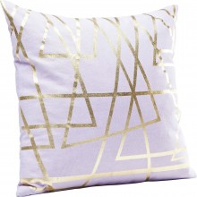 Coussin Golden Traffic 45x45cm Kare Design
