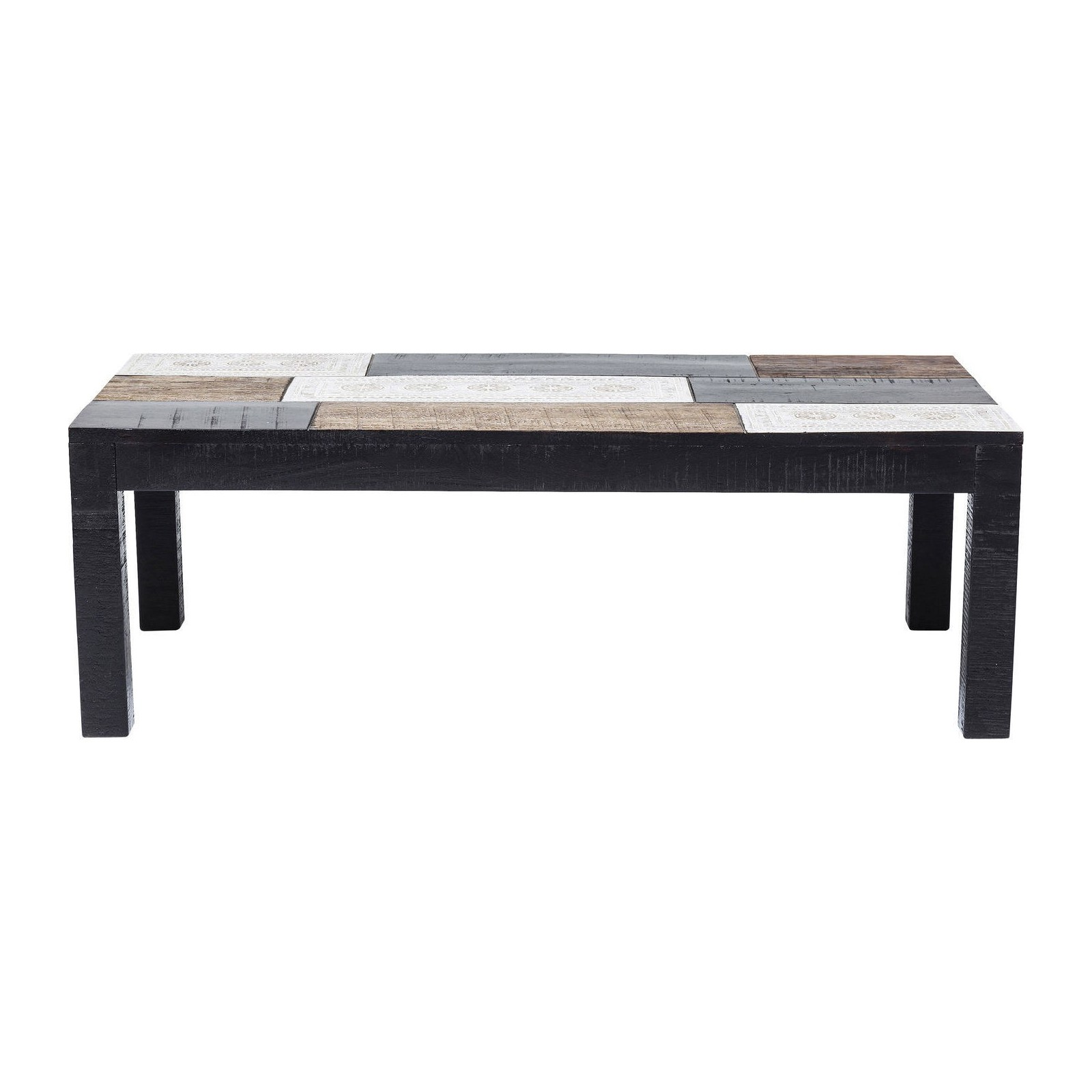 table basse finca 120x60 cm kare design. Black Bedroom Furniture Sets. Home Design Ideas