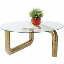 Table basse Pipeline or Kare Design