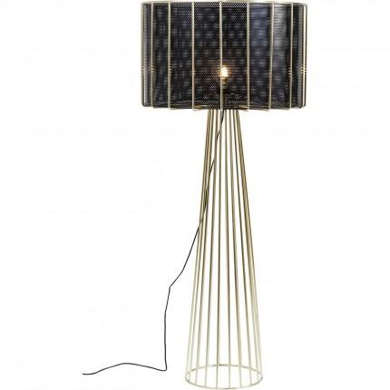 Lampadaire Wire Bowl 150cm Kare Design