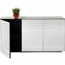 Buffet Meander miroir Kare Design
