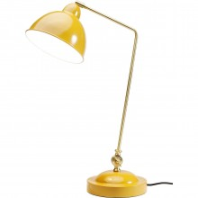 Lampe de table Study jaune Kare Design