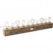 Lampe de table Edison 10 Kare Design