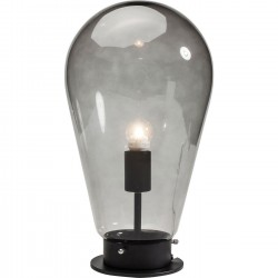Lampe de table Bulb noir Kare Design
