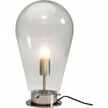 Lampe de table Bulb satin Kare Design