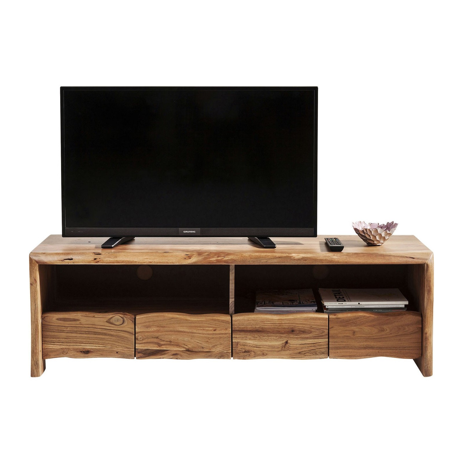 Meuble Tv Scandinave En Bois Pure Nature Kare Design # Magasin De Meuble Tv