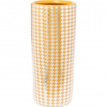 Porte-parapluies Curve Orange Kare Design