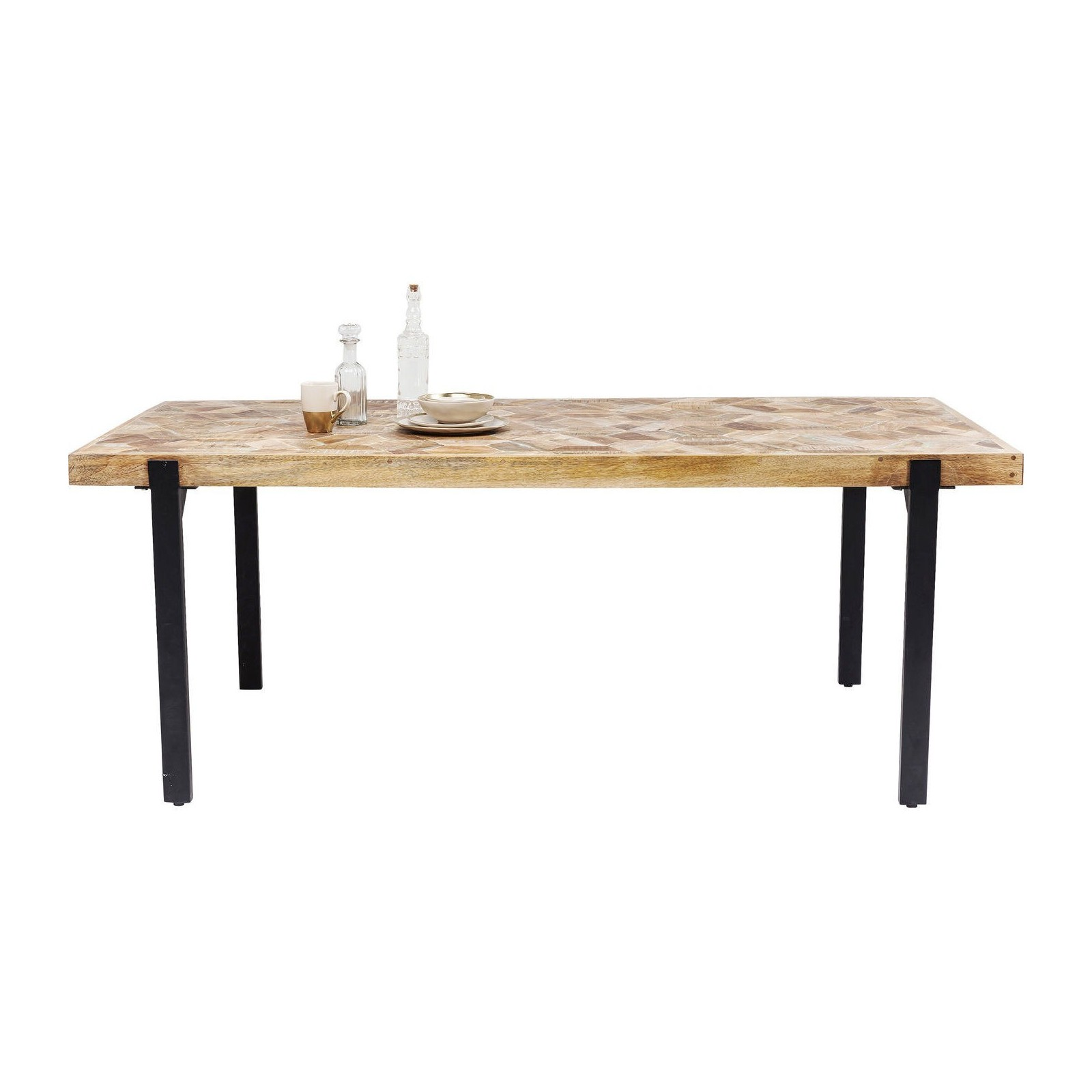 Table tortuga 200x100cm kare design - Table kare design ...