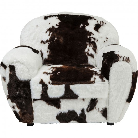Fauteuil Country Side Cow Kare Design
