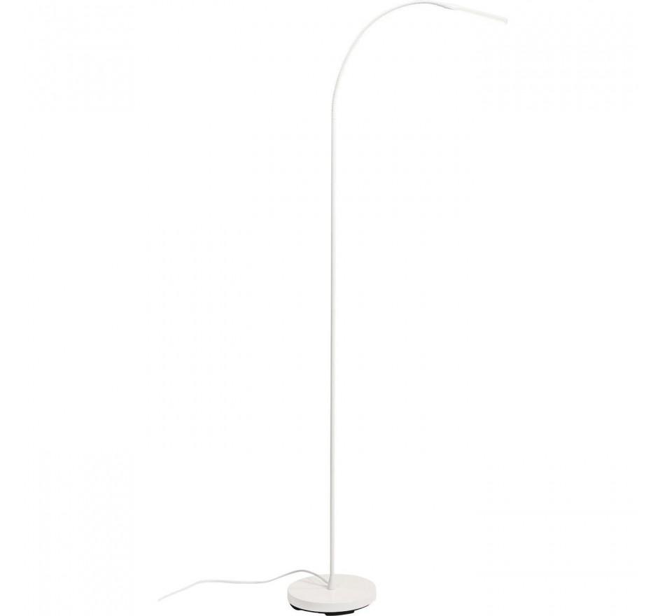 Lampadaire Literature blanc LED Kare Design