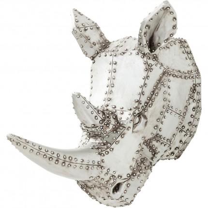 Tête Rhino Rivet Kare Design