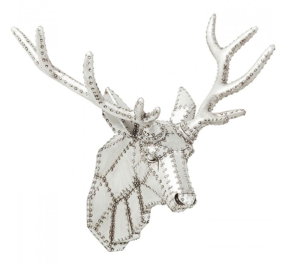 Tête Deer Rivet Kare Design