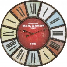 Horloge murale Gallery Colore Kare Design